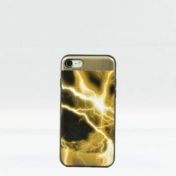 Etui do iPhone 7 / iPhone 8 / iPhone SE 2020 / IP8/IP7-W182 ŻÓŁTY